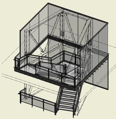 Bechtel Stair Model