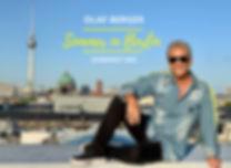 Olaf Berger - Sommer in  Berlin (Stereoa