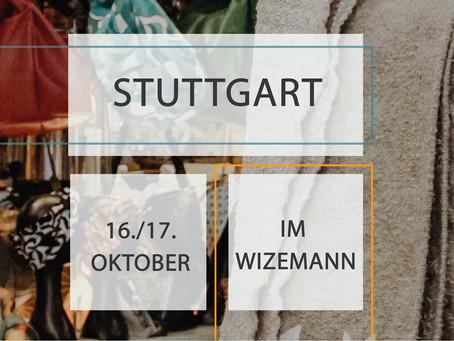Stuttgart Event Tipp: Kunst- und Designmarkt im Wizemann