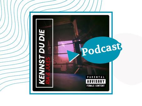 """Die Voyabo Gründungsstory und viel Liebe beim """"Kennst du die"""" Podcast"""