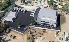המרכז הלוגיסטי המתכונן של מאיו יזמות