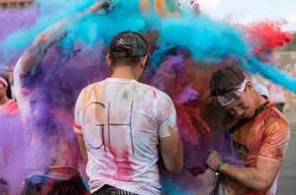 London Color Run