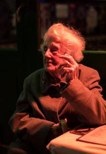Violet, 96. Retired.