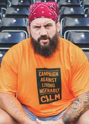 Joe Marler / Campaign Against Living Miserably