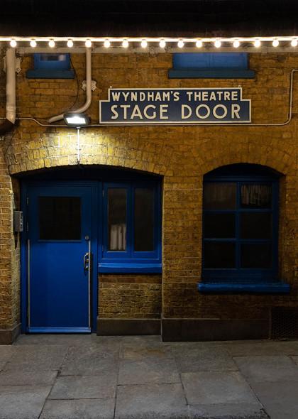 Wyndham's Theatre, London (Feb 2021)