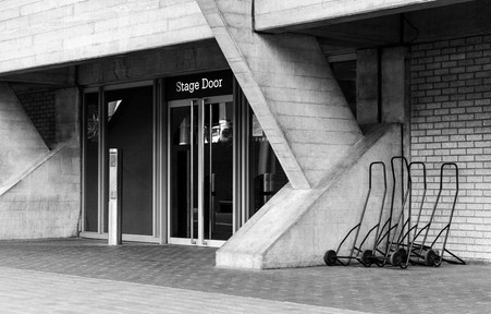National Theatre, London.