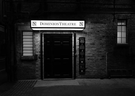 The Dominion Theatre, London (Feb 2021)