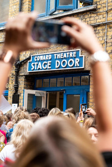 Nöel Coward Theatre, London.