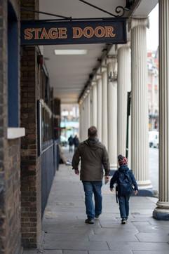 Theatre Royal Drury Lane, London.
