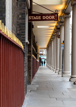Theatre Royal Drury Lane, London (July 2021)