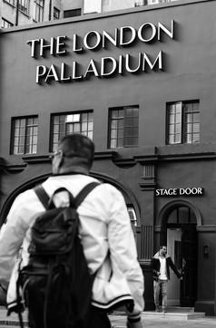The London Palladium, London.