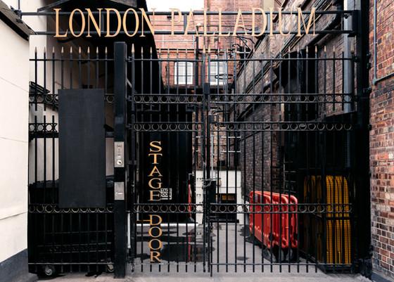 The London Palladium (March 2016)