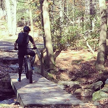 Riding the switchback trail in Jim Thorpe - beautiful trail and gorgeous day.jpg Also, I absolutely