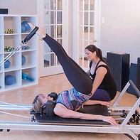 Pilates, barre, musculation en privé