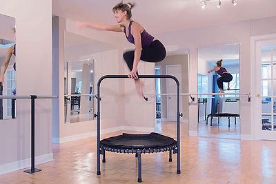 trampoline, perte de poids, mise en forme