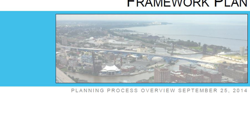 Flats Forward invested in a framework plan for wayfinding.
