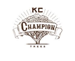 KC Champion Trees Logo