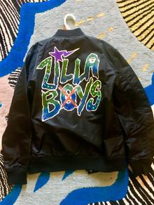 Zilla Boys Jacket designed by Bones The Machine
