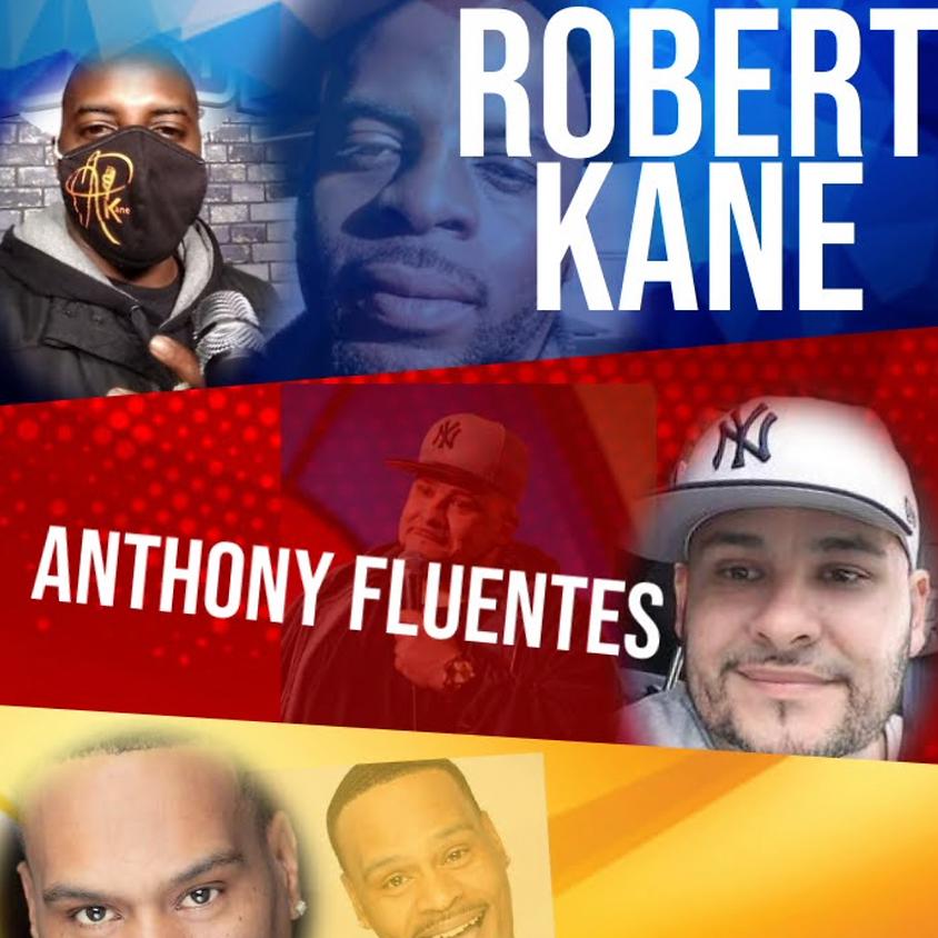 Thursday 3/4:          Robert Kane