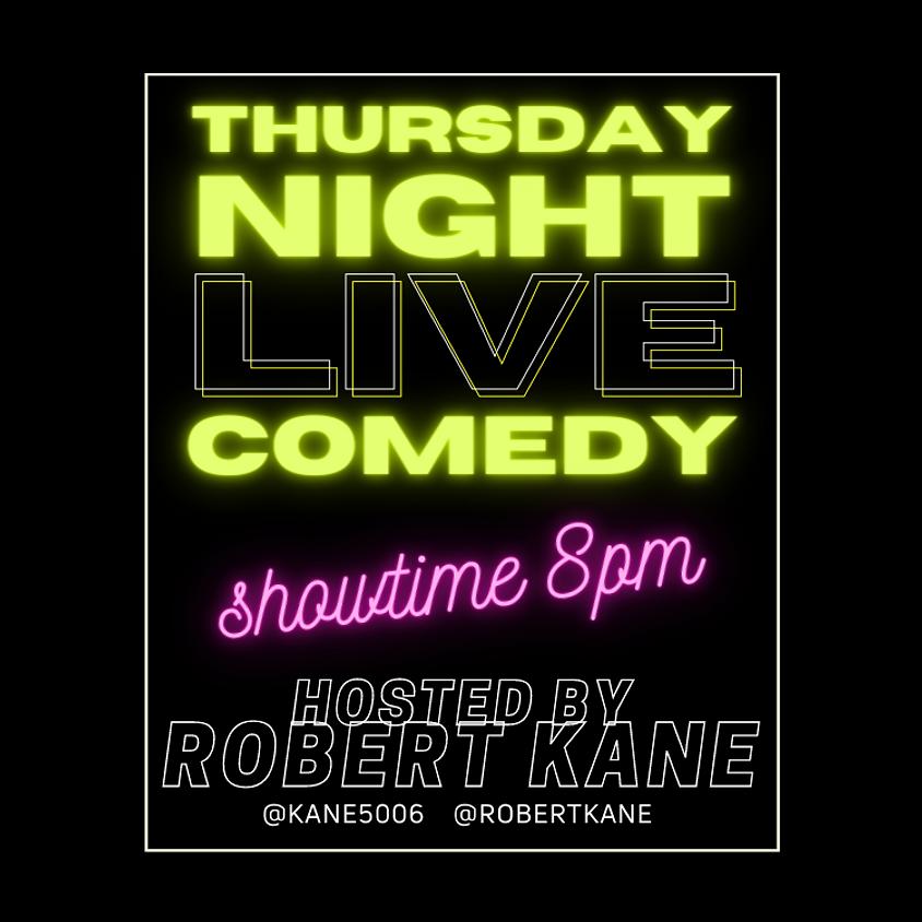 Thurs 4/1:           Thursday Night Live | April Fool's Day
