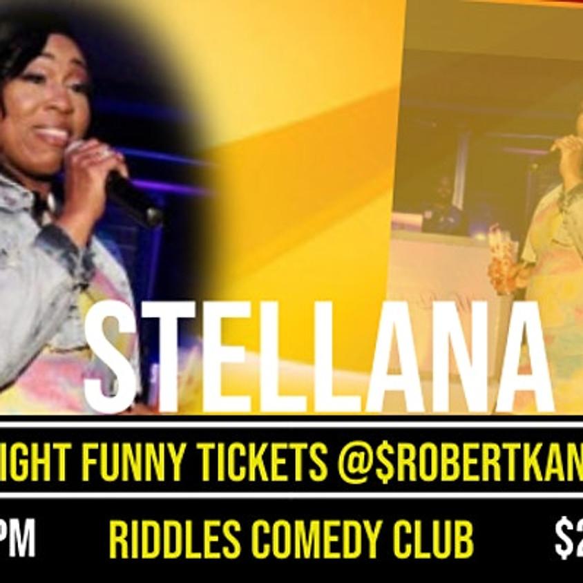 Sunday 6/6  Robert Kane  with Stellana