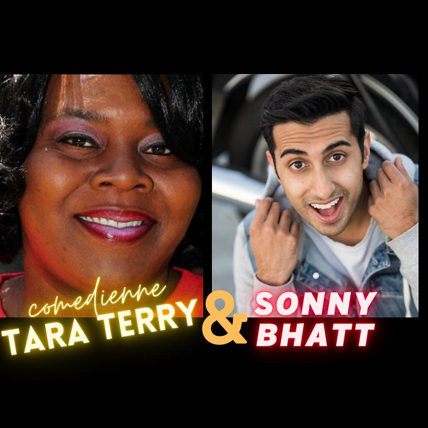 Friday 3/5 + Saturday 3/6:          Tara Terry + Sonny Bhatt