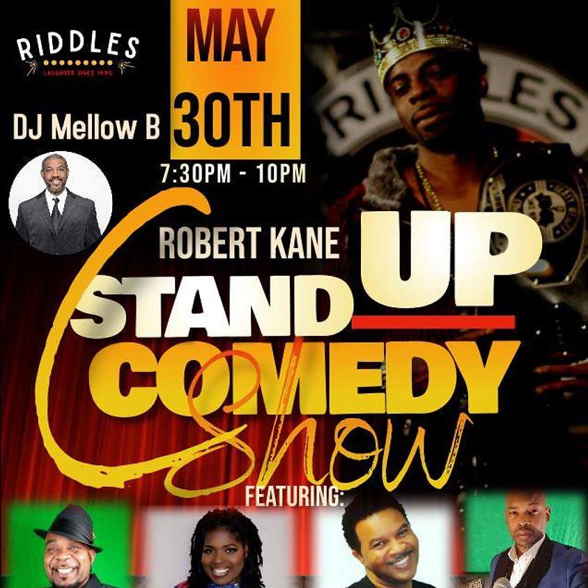 Sunday 5/30 Robert Kane with B-Cole