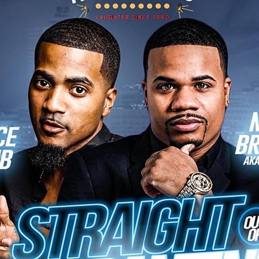 Sunday 5/23rd 3 huge show Straght out of Quarantine Comedy Tour  (1)