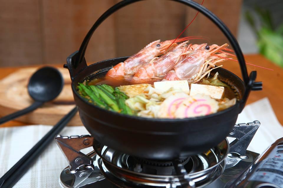 Akabie Kimchi Nabe