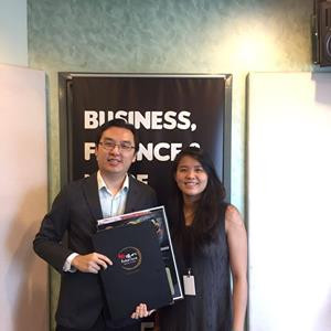 Feeling proud with our founder, Mr. Lee Kok Hoe, to be invited by BFM 89.9 to share his passion in setting up his dream restaurants and pursuing his dream in F&B business.