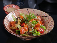 Salmon Oyako Sarada