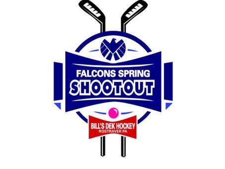 Falcons Spring Shootout!!!
