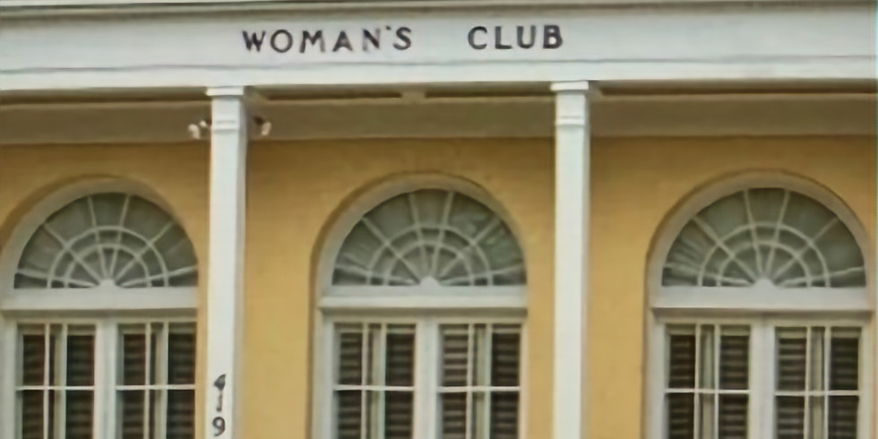 Winter Park Women's Club Community Event