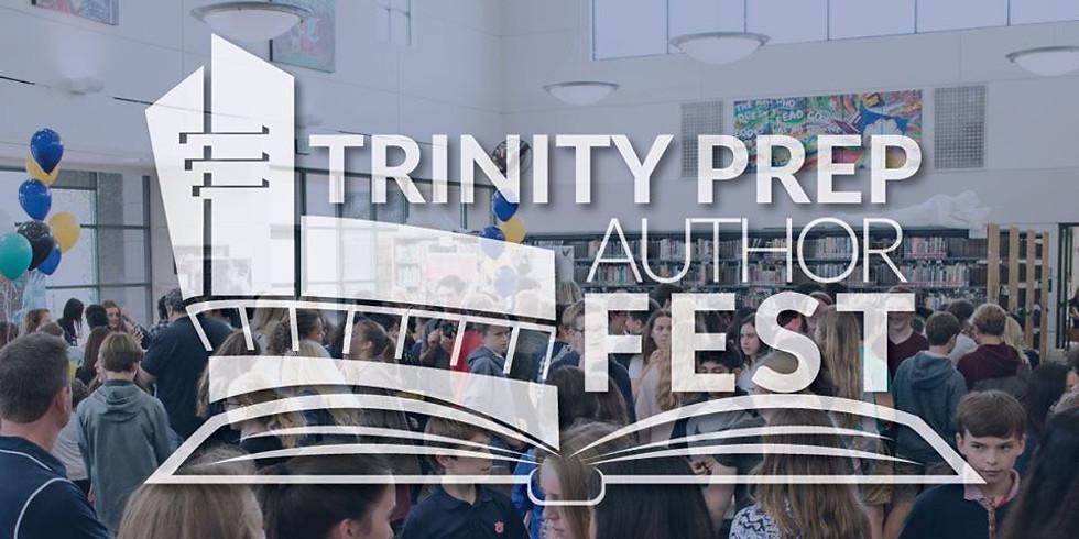 Trinity Prep Author Fest