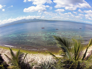 Santander, South Cebu.