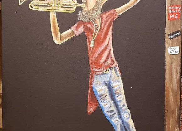 """Trumpet Hustle 2"""
