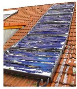 Thermische Photovoltaikanlage
