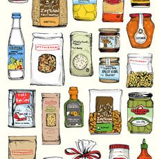 Ottolenghi Ingredients