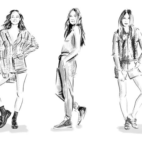 Fashion concepts