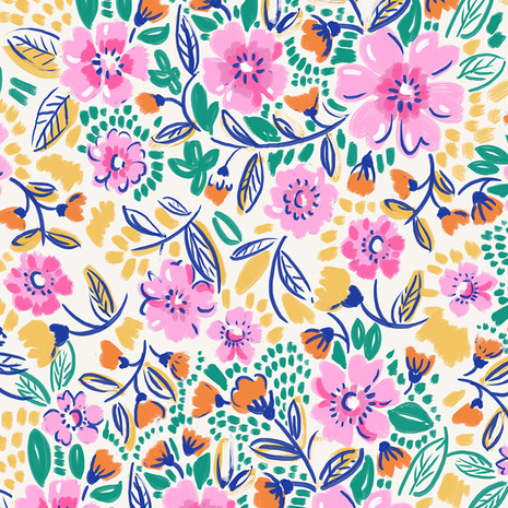 Brushed Floral