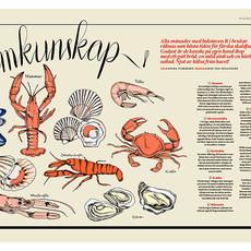Hemkop magazine - Shellfish feature