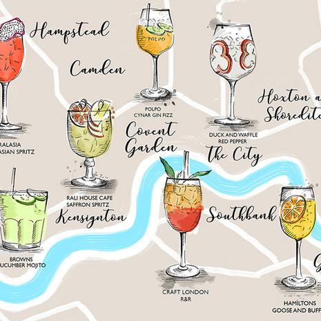 London Cocktails