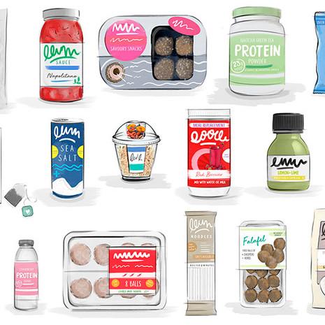 Food concepts