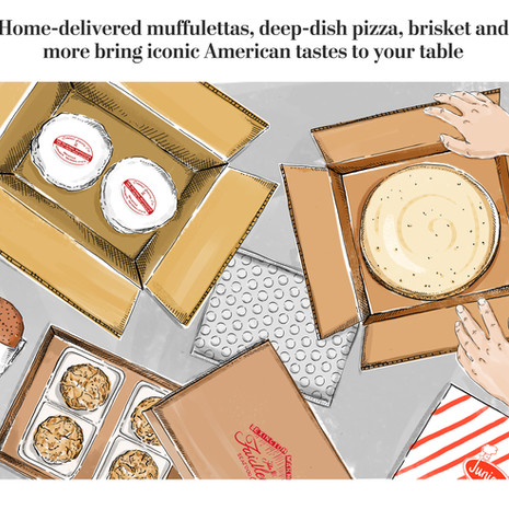 The Washington Post - Food