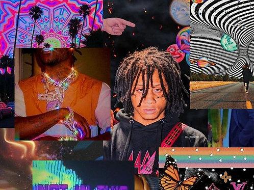 Trippy Collage Kit