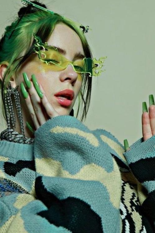 Billie Collage Kit
