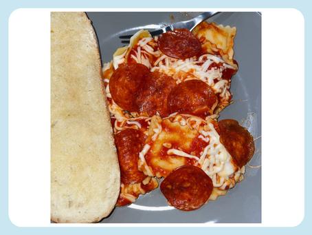 Pizza Ravioli