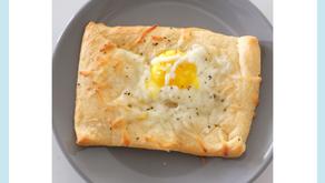Crescent Breakfast Tart