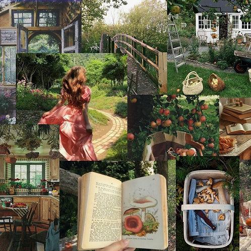 Cottage Collage Kit