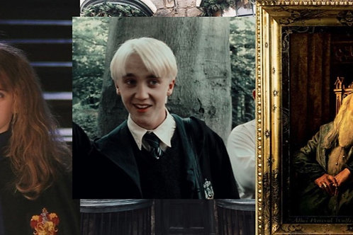Harry Potter Collage Kit